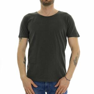 T-SHIRT BASIC REVOLUTION NERO