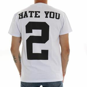 T-SHIRT HATE YOU BERNA - Mad Fashion | img vers.300x/