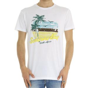 T-SHIRT SOUTH AFRICA BIANCO