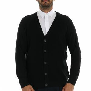 CARDIGAN BOTTONI NERO
