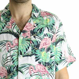 CAMICIA STAMPA FLAMINGO LEVI'S - Mad Fashion | img vers.300x/