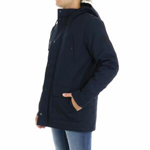 PARKA REVOLUTION NAVY