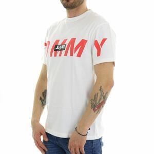T-SHIRT LOGO TOMMY JEANS - Mad Fashion | img vers.300x/