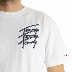 T-SHIRT REPEAT SCRIPT TOMMY JEANS - Mad Fashion | img vers.300x/