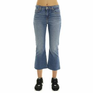 JEANS A TROMBETTA TOMMY JEANS AZZURRO