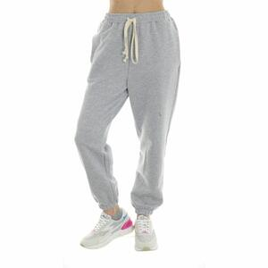 PANTALONE IN FELPA DOUBLE 2 TWO GRIGIO