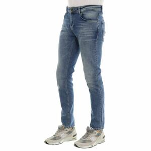 JEANS SLIM SAILOR P.GRAX  BLU
