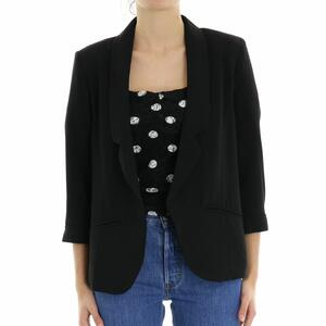 GIACCA BASIC MOLLY BRACKEN NERO