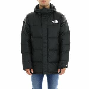 PIUMINO CAMO THE NORTH FACE NERO
