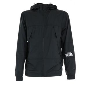 GIUBBOTTO CON CAPPUCCIO THE NORTH FACE NERO
