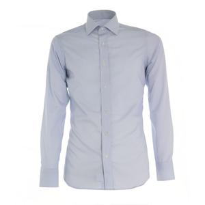 CAMICIA UOMO COLLO FRANCESE CALIBAN BLU
