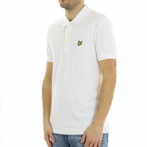 POLO BASIC LYLE & SCOTT BIANCO