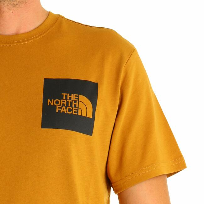 T-SHIRT LOGO BOX THE NORTH FACE - Mad Fashion | img vers.650x/