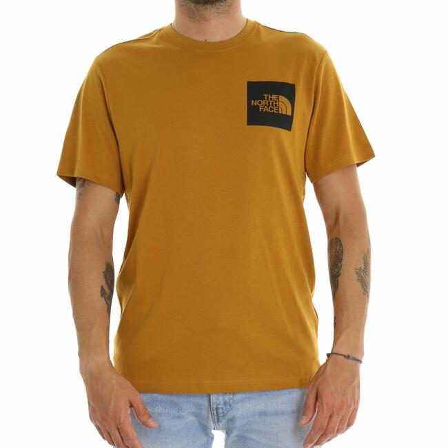 T-SHIRT LOGO BOX THE NORTH FACE - Mad Fashion | img vers.1300x/