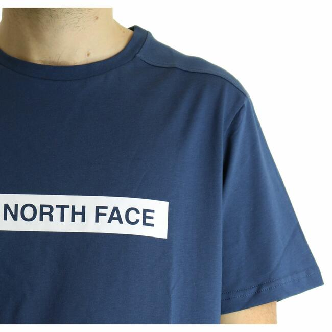 T-SHIRT LOGO THE NORTH FACE - Mad Fashion | img vers.650x/