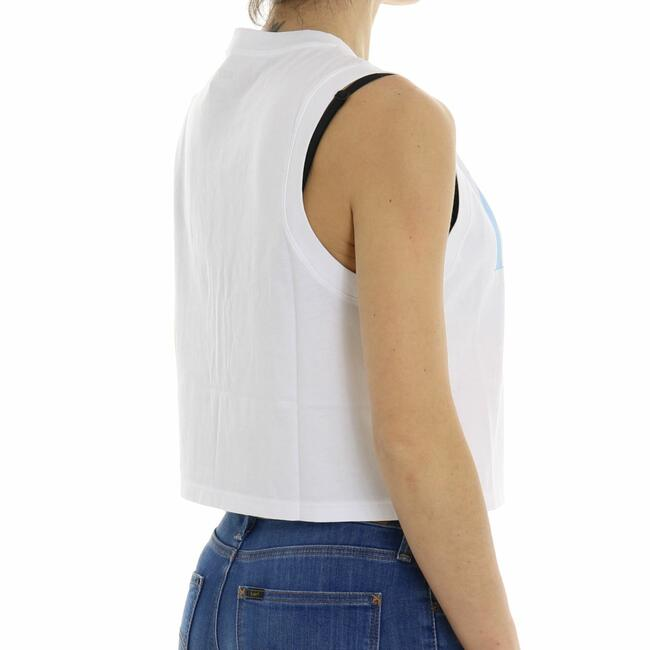 CROP TOP STAMPA MULTICOLOR LEVI'S - Mad Fashion | img vers.650x/