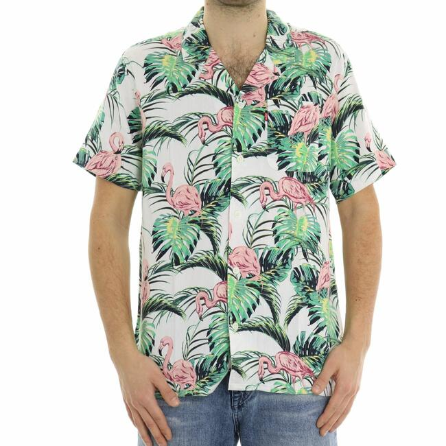 CAMICIA STAMPA FLAMINGO LEVI'S - Mad Fashion | img vers.1300x/