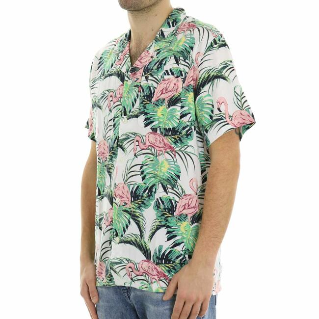CAMICIA STAMPA FLAMINGO LEVI'S - Mad Fashion | img vers.650x/