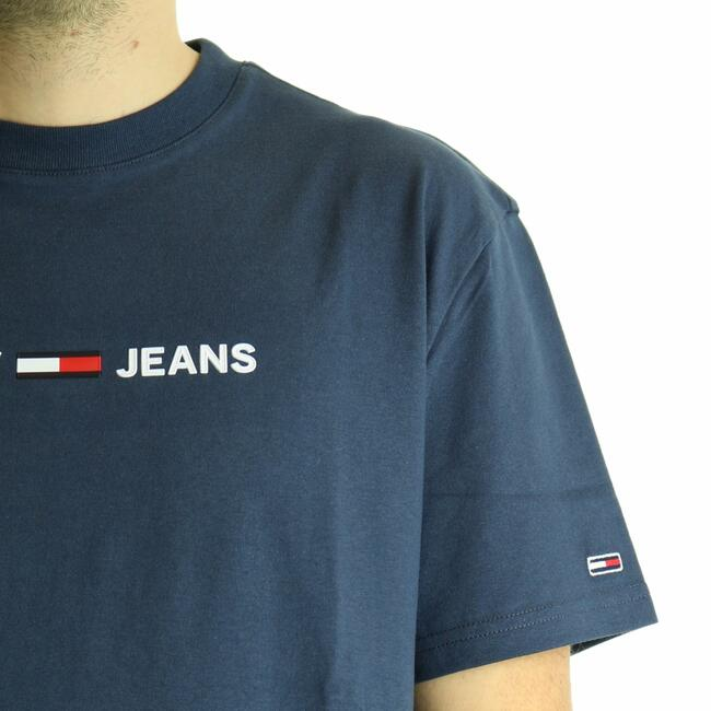 T-SHIRT LOGO TOMMY JEANS - Mad Fashion | img vers.650x/