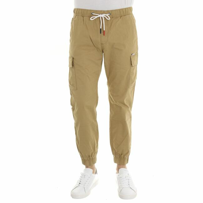PANTALONE ETHAN CARGO JOGGER TOMMY JEANS - Mad Fashion | img vers.650x/