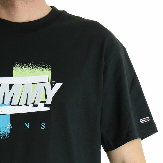 T-SHIRT FADED COLOR GRAPHIC TOMMY JEANS - Mad Fashion | img vers.650x/