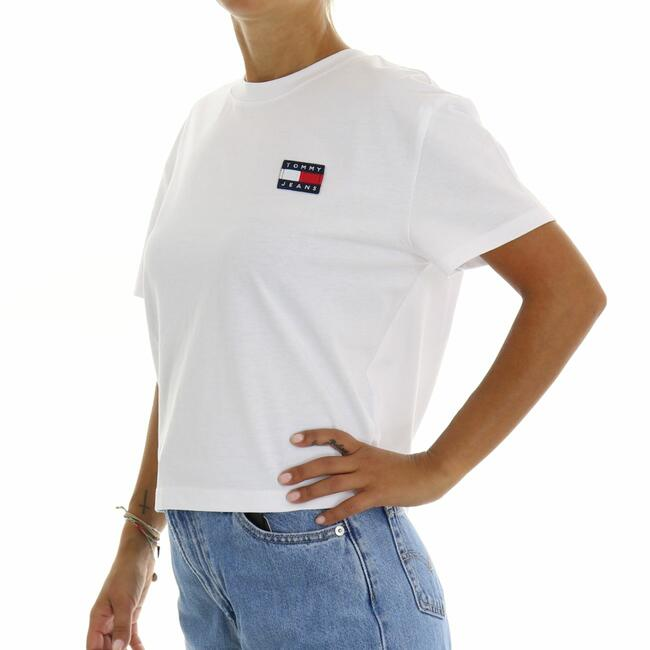 T-SHIRT CROP TOMMY JEANS - Mad Fashion | img vers.650x/
