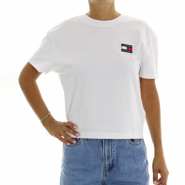 T-SHIRT CROP TOMMY JEANS - Mad Fashion | img vers.1300x/
