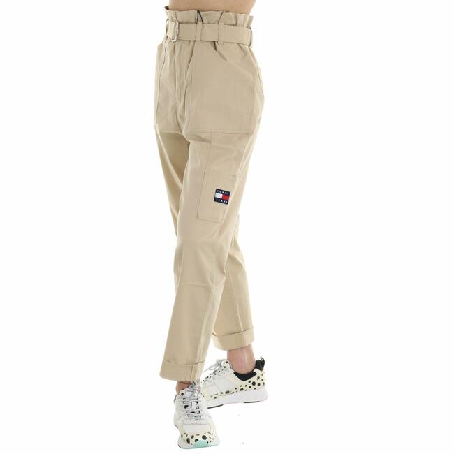 PANTALONE PAPERBAG TOMMY JEANS - Mad Fashion | img vers.1300x/