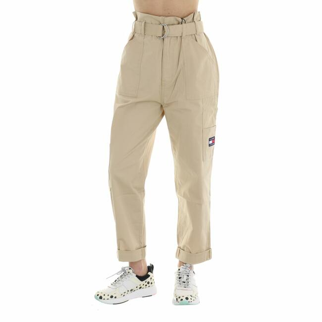PANTALONE PAPERBAG TOMMY JEANS - Mad Fashion | img vers.650x/
