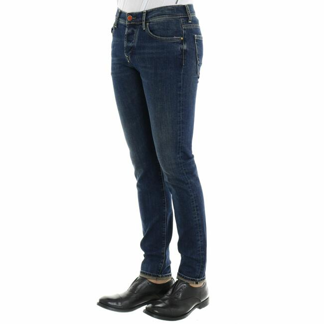 JEANS SLIM OAKS ITALIA - Mad Fashion | img vers.1300x/