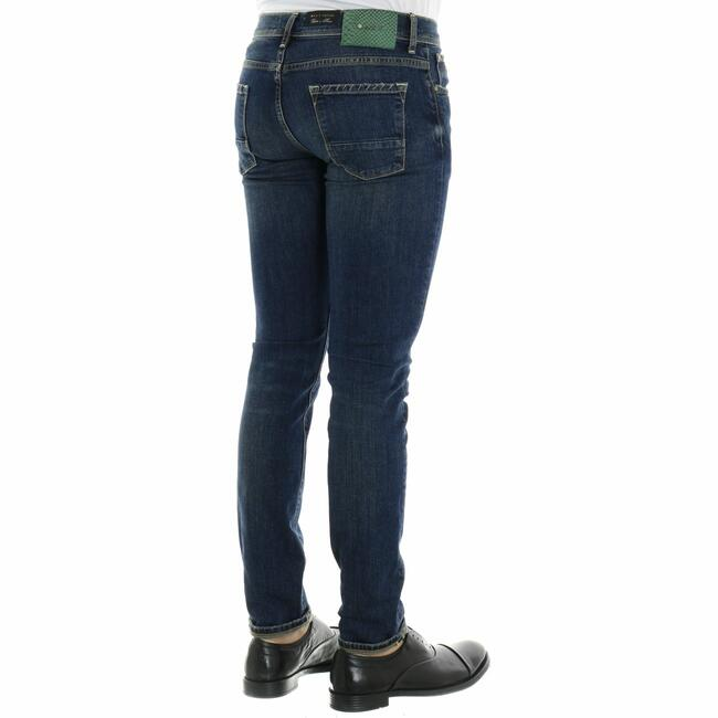 JEANS SLIM OAKS ITALIA - Mad Fashion | img vers.650x/