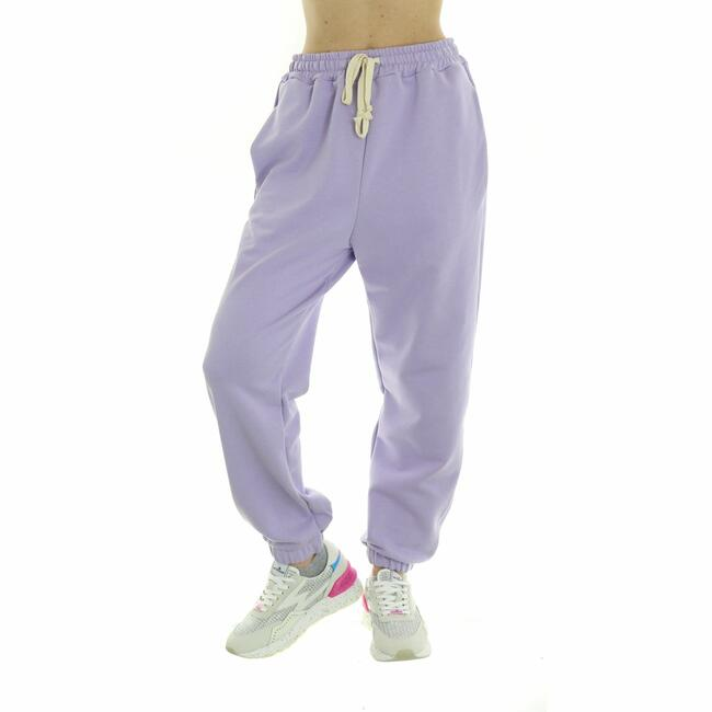 PANTALONE IN FELPA DOUBLE 2 TWO - Mad Fashion | img vers.1300x/