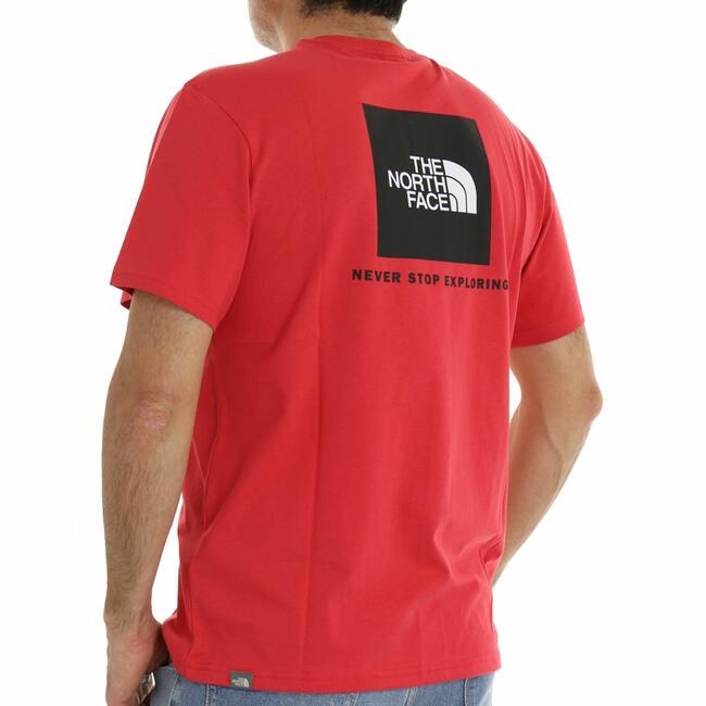 T-SHIRT REDBOX TEE THE NORTH FACE - Mad Fashion | img vers.650x/