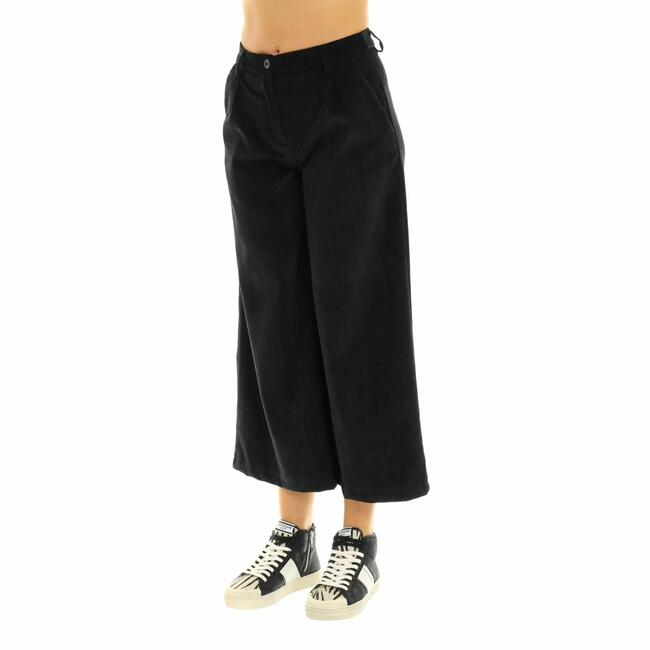 PANTALONE VELLUTO KONTATTO - Mad Fashion | img vers.650x/